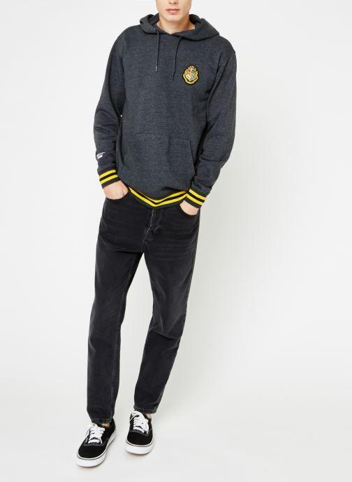 Vêtements Vans Harry Potter Hogwards PO Gris vue bas / vue portée sac