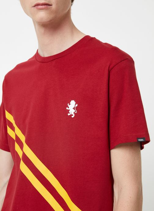 Vêtements Vans Harry Potter Gryffindor SS Bordeaux vue face