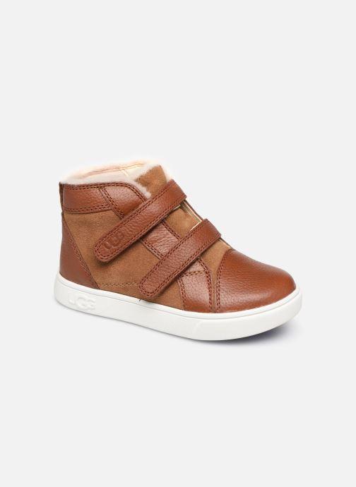 Sneakers UGG Rennon II Bruin detail
