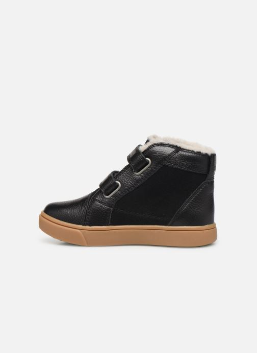 Trainers UGG Rennon II Black front view