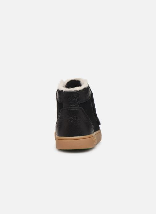 Trainers UGG Rennon II Black view from the right