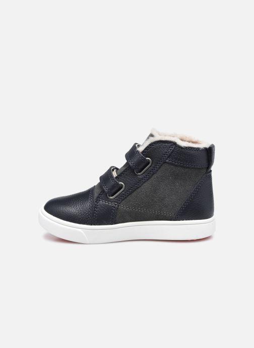 Sneaker UGG Rennon II schwarz ansicht von vorne