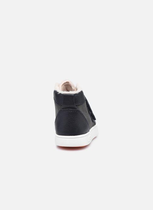 Sneakers UGG Rennon II Zwart rechts