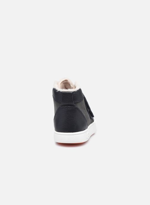 Sneaker UGG Rennon II schwarz ansicht von rechts