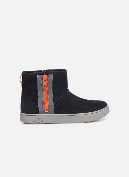 Bottines et boots UGG Adler Sneaker K Bleu vue derrière