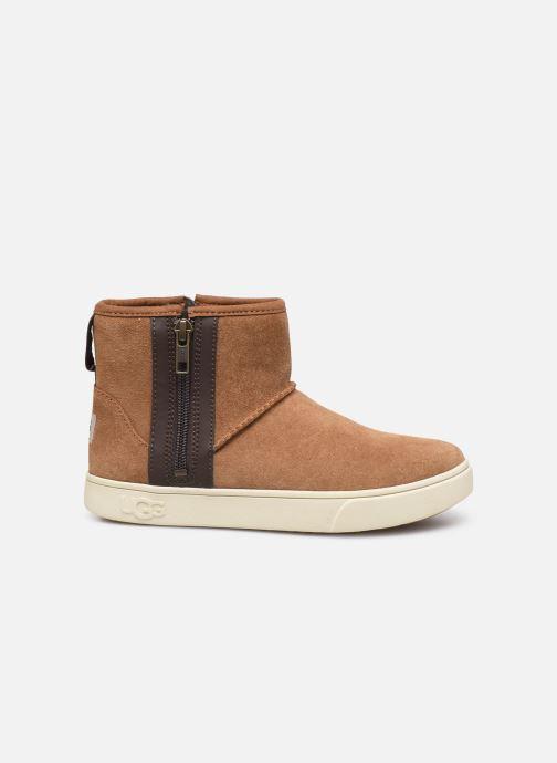 Boots en enkellaarsjes UGG Adler Sneaker K Bruin achterkant