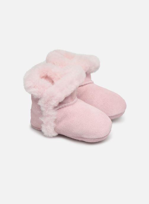 Pantofole UGG Lassen K Rosa vedi dettaglio/paio
