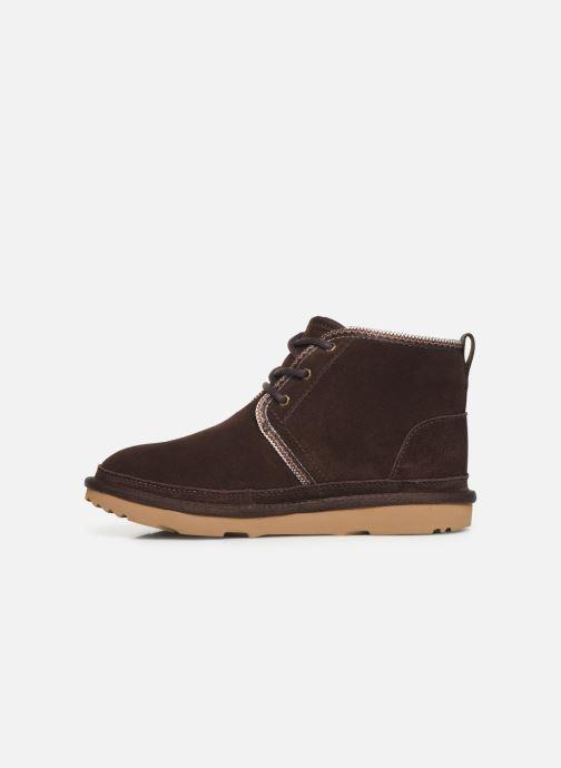 Bottines et boots UGG Neumel II Tasman K Marron vue face
