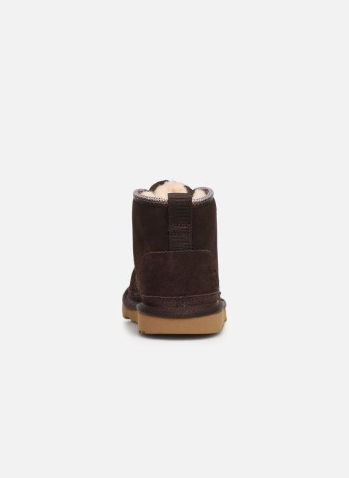 Bottines et boots UGG Neumel II Tasman K Marron vue droite