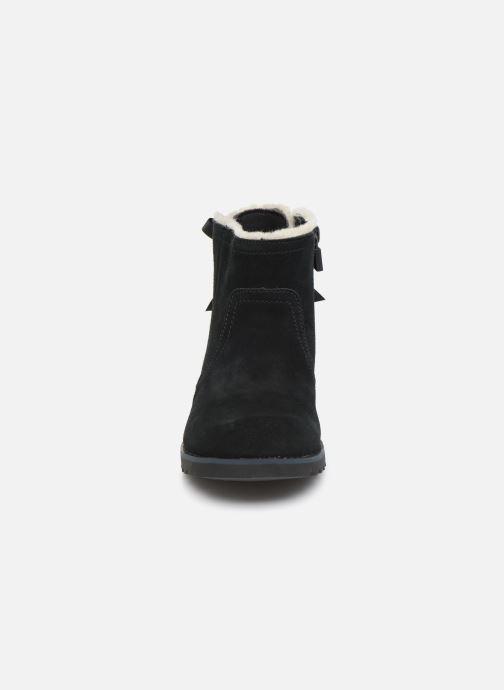 Stiefeletten & Boots UGG Cecily K schwarz schuhe getragen
