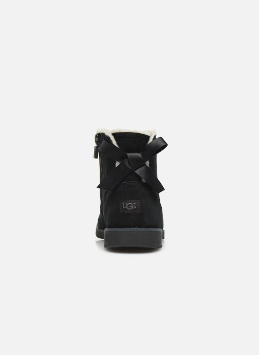 Ankle boots UGG Cecily K Black view from the right