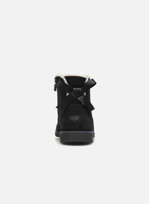 Stiefeletten & Boots UGG Cecily K schwarz ansicht von rechts