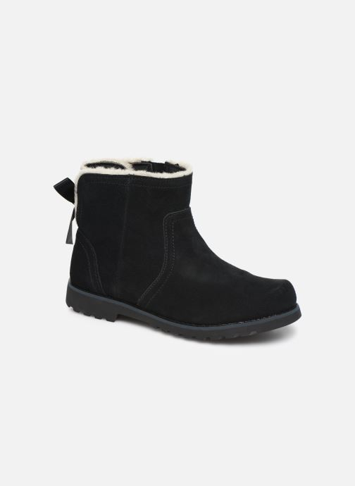 Ankle boots UGG Cecily K Black detailed view/ Pair view