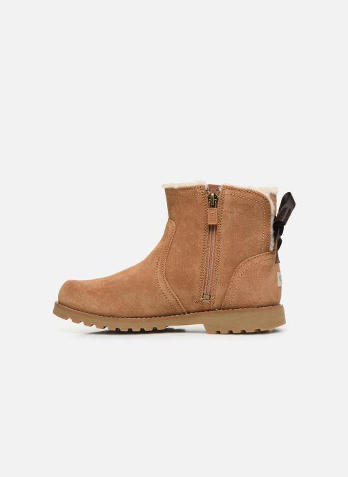 Bottines et boots UGG Cecily K Marron vue face