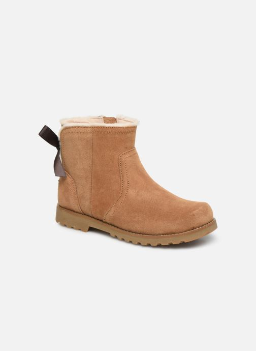 Bottines et boots UGG Cecily K Marron vue détail/paire