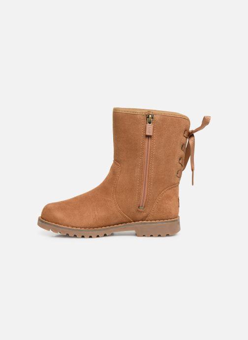 Bottines et boots UGG Corene K Marron vue face