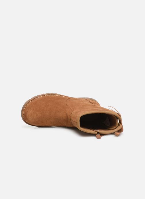 Bottines et boots UGG Corene K Marron vue gauche