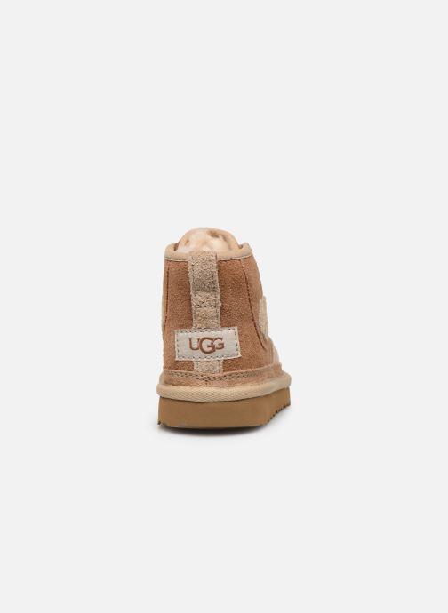 Stiefeletten & Boots UGG Happee Neumel II K braun ansicht von rechts