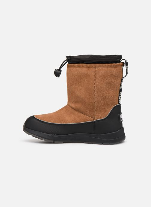 Sport shoes UGG Kirby Wp K Brown front view