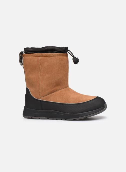 Sport shoes UGG Kirby Wp K Brown back view