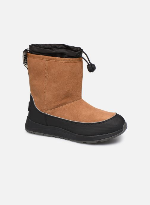 Sport shoes UGG Kirby Wp K Brown detailed view/ Pair view