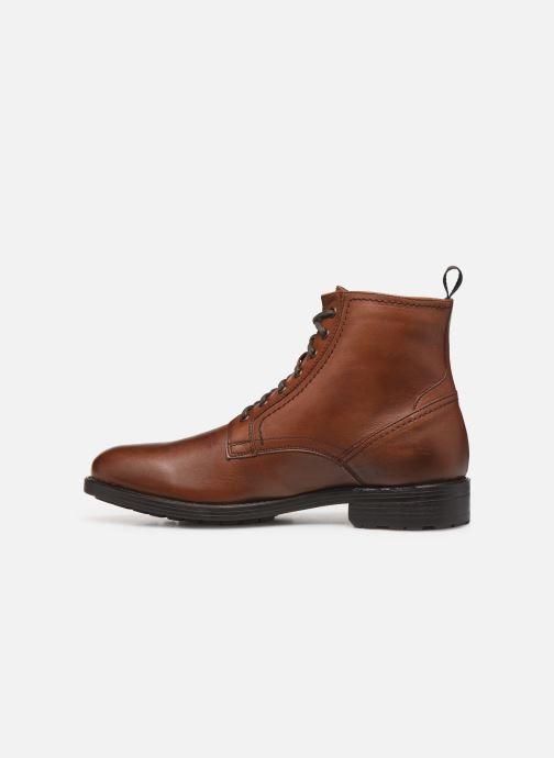 Bottines et boots Marvin&Co Ansi / 2 Marron vue face