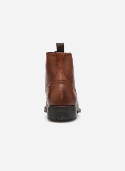 Stiefeletten & Boots Marvin&Co Ansi / 2 braun ansicht von rechts