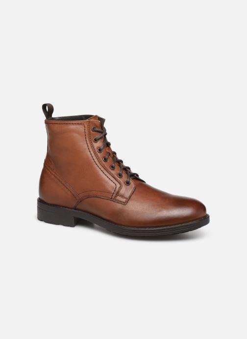 Bottines et boots Marvin&Co Ansi / 2 Marron vue détail/paire