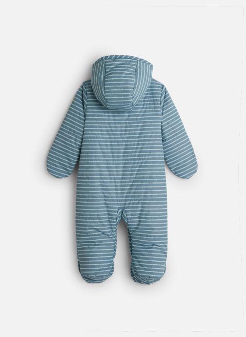 Vêtements Noukies Cocon Pilote Bleu vue bas / vue portée sac