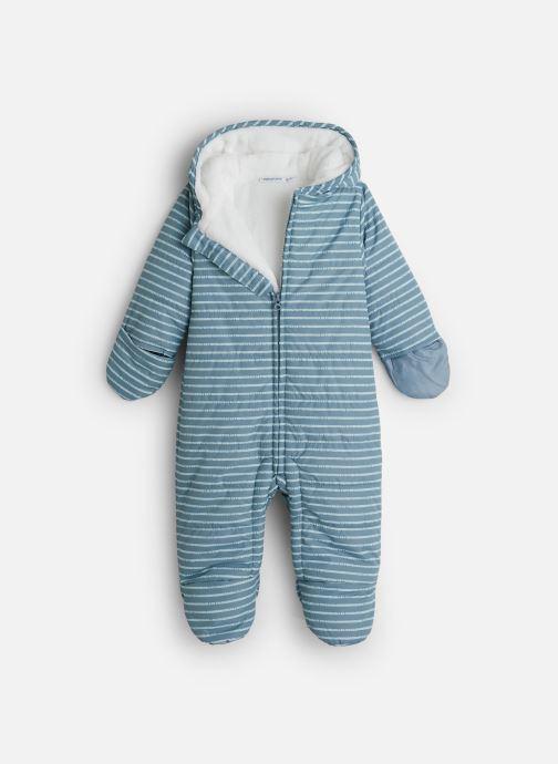 Vêtements Noukies Cocon Pilote Bleu vue détail/paire