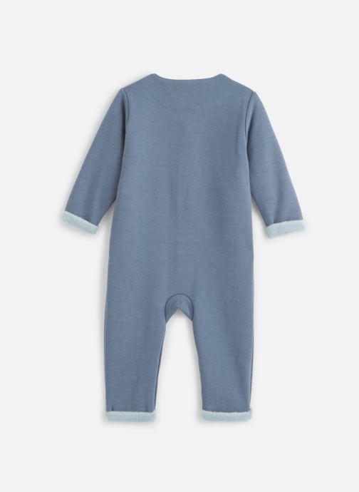 Vêtements Noukies Cocon Combi Sweatoldx Bleu vue bas / vue portée sac
