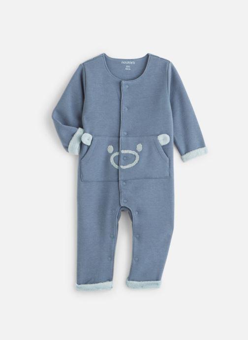 Vêtements Noukies Cocon Combi Sweatoldx Bleu vue détail/paire
