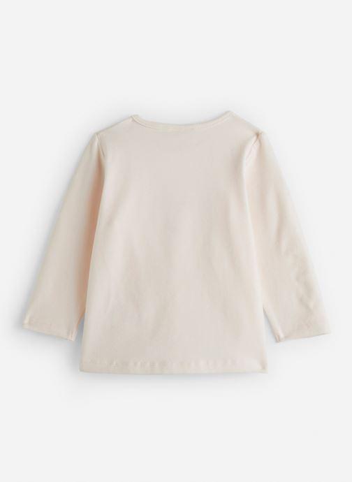 Vêtements Noukies Cocon Tshirt Rose vue bas / vue portée sac