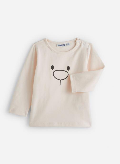Vêtements Noukies Cocon Tshirt Rose vue détail/paire