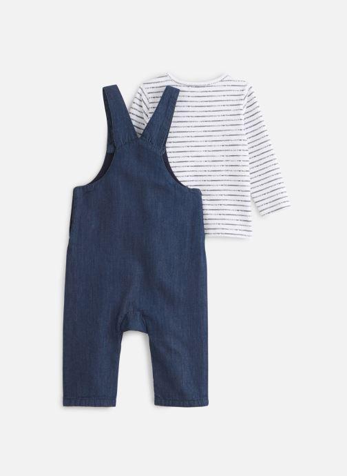 Vêtements Noukies Cocon Set Salopette Bleu vue bas / vue portée sac