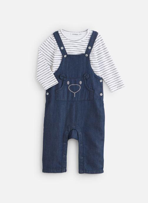 Vêtements Noukies Cocon Set Salopette Bleu vue détail/paire