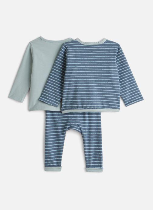 Vêtements Noukies Cocon Set Cardi Bleu vue bas / vue portée sac