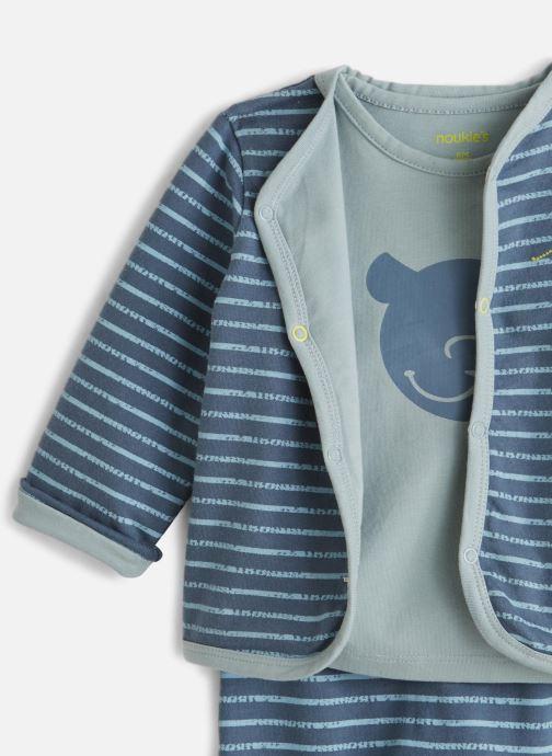 Vêtements Noukies Cocon Set Cardi Bleu vue portées chaussures