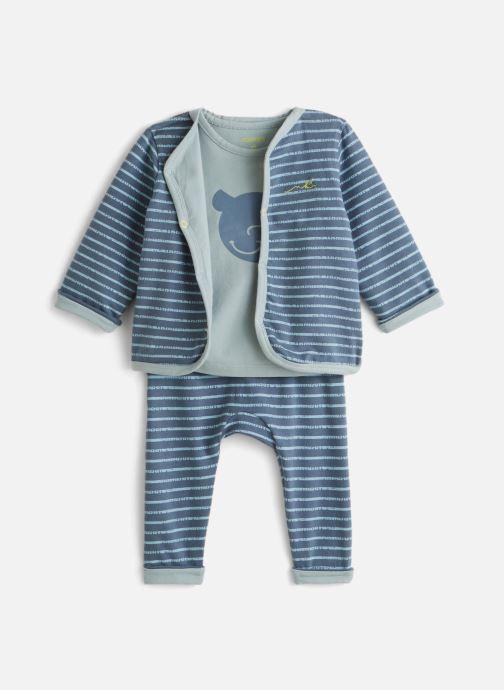 Vêtements Noukies Cocon Set Cardi Bleu vue détail/paire