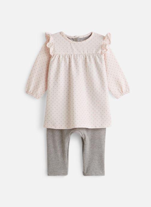 Vêtements Noukies Cocon Combi Rose vue détail/paire