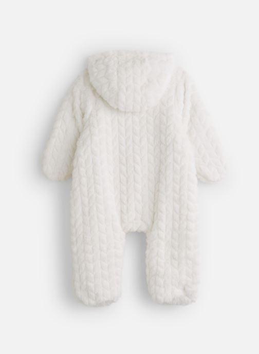 Vêtements Noukies Groloudoux Pilote Blanc vue bas / vue portée sac