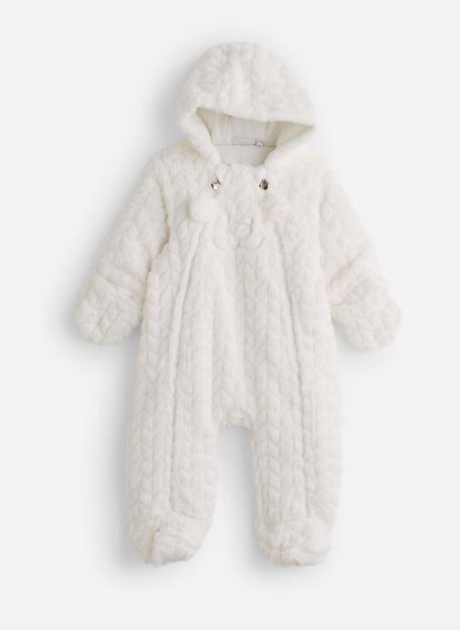 Vêtements Noukies Groloudoux Pilote Blanc vue détail/paire