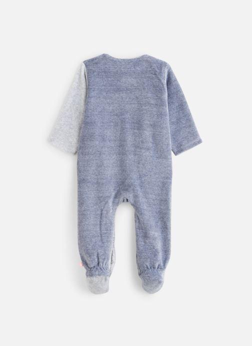 Vêtements Noukies Smart Boy Dors Bien Bleu vue bas / vue portée sac