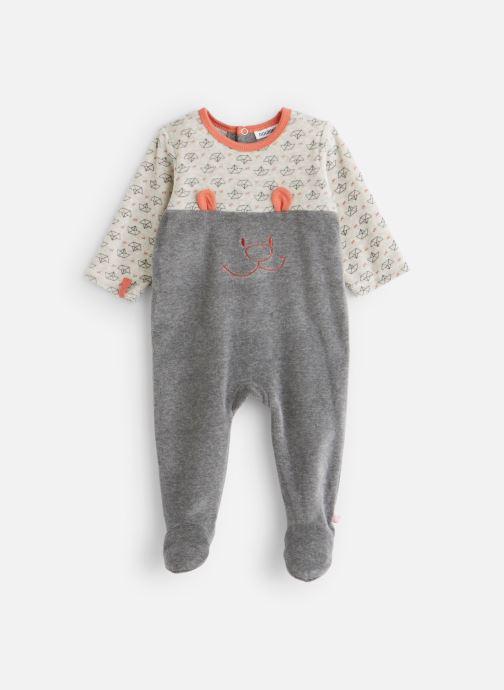 Vêtements Noukies Bdm Boy Db Velours Gris vue détail/paire