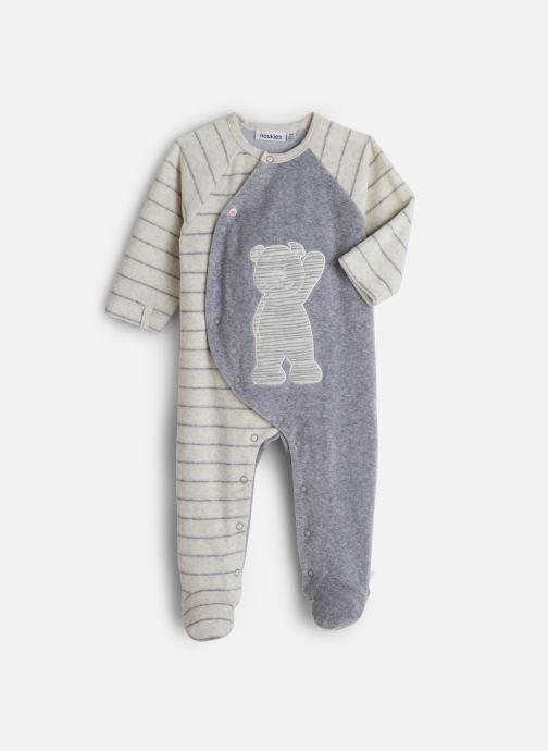 Vêtements Noukies Graphique Boy Dors Bien Gris vue détail/paire