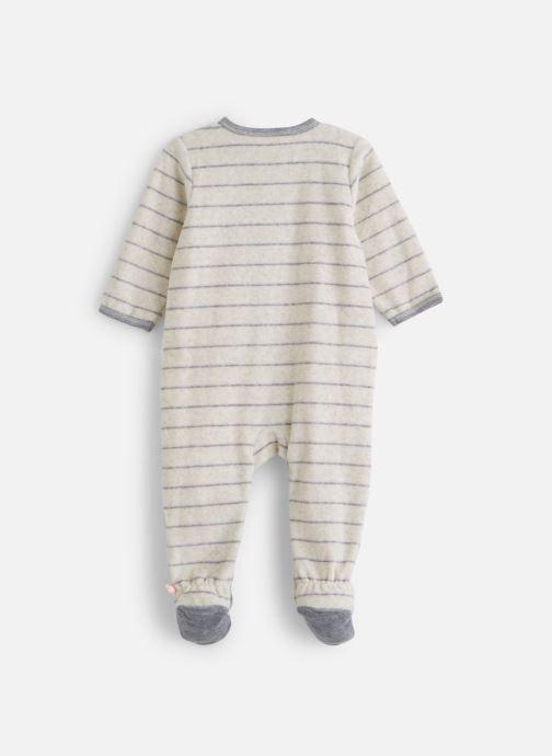 Vêtements Noukies Graphique Boy Dors Bien Blanc vue bas / vue portée sac