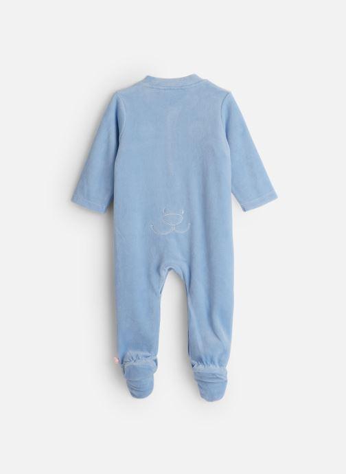Vêtements Noukies Mm Db Vel Bleu vue bas / vue portée sac