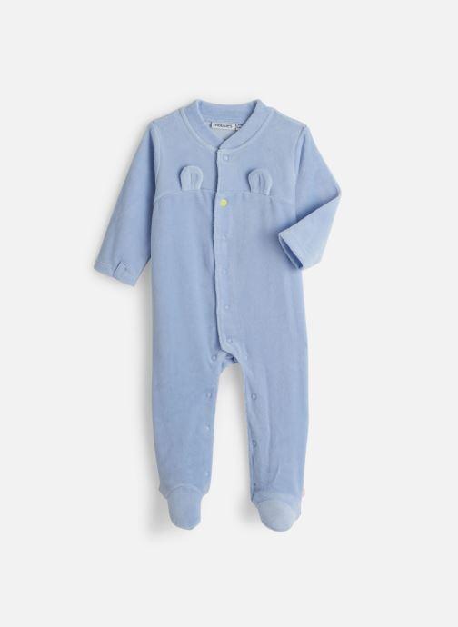 Vêtements Noukies Mm Db Vel Bleu vue détail/paire
