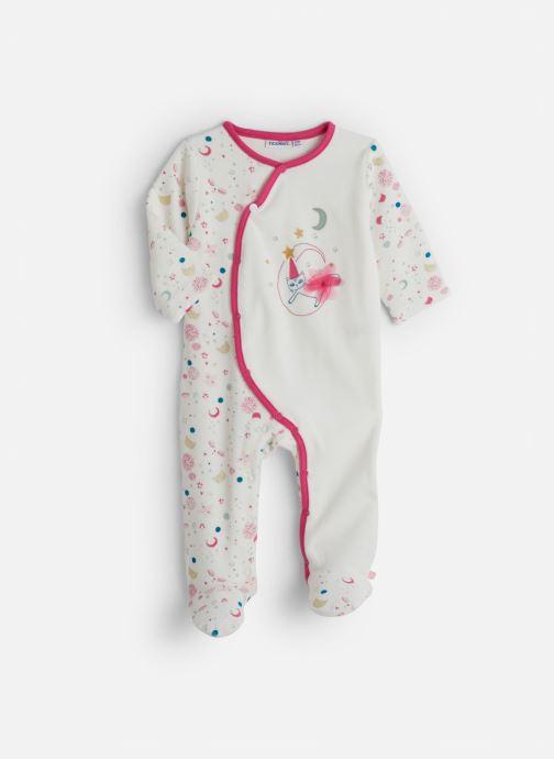 Vêtements Noukies Imagine Girl Db Blanc vue détail/paire