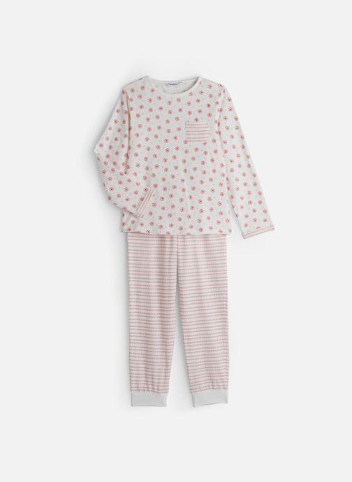 Tøj Noukies Bdm Girl Pyjama Pink detaljeret billede af skoene